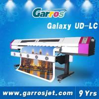 Buy cheap Galaxy181LC Eco Solvent Printer 1.8m Vinyl Banner Printing Machine with DX5 Printhead from wholesalers