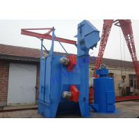 Buy cheap Overhead Rail Spinner Hanger Shot Blasting Machines For Forging Industry from wholesalers