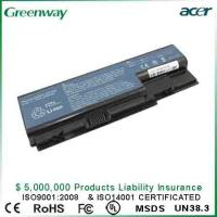 Buy cheap Super-Capacity Li-ion Battery For Acer Aspire 5520 5720 5920 6920 6920G 7520 7720 7720G 7720Z series replace for AS07B31 from wholesalers