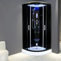 Large Corner Steam Shower Units Hydrotherapy Shower Enclosures With Jets Of