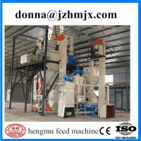 Buy cheap Ex-factory high productivity pig feed production line/animal feed pellet production line from wholesalers