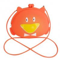 Buy cheap Silicone Girls Handbag Girls Silicone Handbag with strap from wholesalers