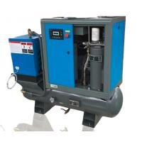 Buy cheap 22Kw 30Hp Rotary Vane Air Compressor High Pressure For Various Driving Motors from wholesalers
