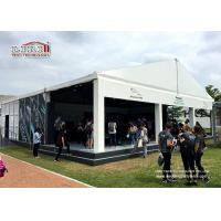 Buy cheap UV Prevented  Strong Frame  Outdoor Party Tent For 600 People from wholesalers