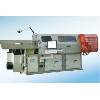 Buy cheap Integrated All In One Steel Wire Bending Machine With Electric Control System from wholesalers