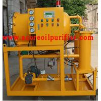 Buy cheap Coalescence-separation Oil Purifier For Turbine lube Oil,Coalescing Oil Water Separator from wholesalers
