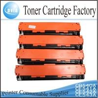Buy cheap Wholesale Toner Cartridge CB540A CB541A CB542A CB543A for HP CP1215 from wholesalers