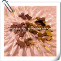 Buy cheap PCD cutting tool blanks,pcd blanks for cutting tools from wholesalers