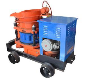 Buy cheap Dry Mix Concrete Shotcrete Guniting machine product