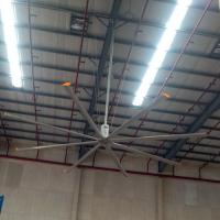 Buy cheap 24ft HVLS Air Cooling Industrial Big Ceiling Fan from wholesalers
