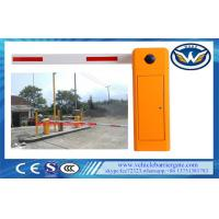 Buy cheap Adjustable Speed Vehicle Access Barriers Motorized Systems CE ISO Certification from wholesalers