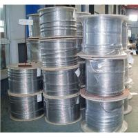 Buy cheap Round Coiled Line Pipe Stainless Steel Hydraulic Control Line For Oil Fields from wholesalers