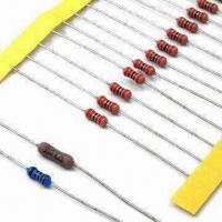 Buy cheap KNP Wirewound Resistor with Flame-proof Silicon-based Formulation and Stable Long Lifespan from wholesalers