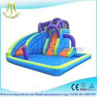 Buy cheap Hansel Popular inflatable bouncer slide,party jumpers, inflatable slide price from wholesalers