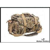 Buy cheap Hunting Camo Floating Blind Bag Multi Pocket 600D Oxford 12'' X 8'' X 8'' from wholesalers