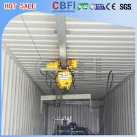 Buy cheap High Output Commercial Ice Block Maker Machine With 20 Ft 40 Ft Container from wholesalers