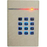 Buy cheap Standalone RFID Access Control System 13.56MHZ IC Card Door Sensor from wholesalers
