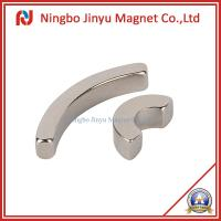 Buy cheap Permanent Arc Neodymium Magnet with SGS from wholesalers