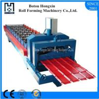 Buy cheap High Perforamnce Glazed Tile Roll Forming Machine Electrical Motor Switch from wholesalers