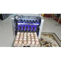 Buy cheap Two Meter Long Conveyor Egg Printing Machine / Egg Stamping Equipment from wholesalers