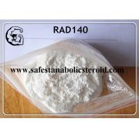 Buy cheap High Purity SARMs White Powder  RAD140 for Increasing Strength from wholesalers