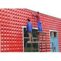 Quality Spa Hotel Waterproof Exterior Wall Decoration 3D Wall Panel / 3D Decorative Wall for sale