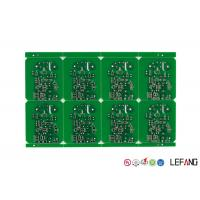 Buy cheap TG150 2 Layers High TG PCB Board HASL Surface Treatment For Safety Inductor product