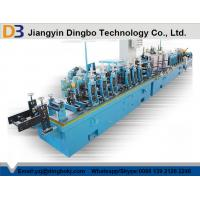 Buy cheap Minimum Tolerance High Frequency Welded Tube Mill Line With High Speed from wholesalers