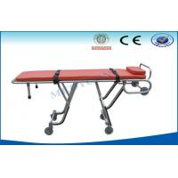 Buy cheap Medical Ambulance Stretcher , Transport Stretcher For Paramedic from wholesalers