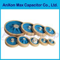 Buy cheap RF Power plate / disk ceramic capacitor from wholesalers