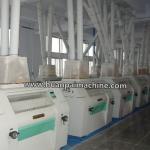 Buy cheap Grain Flour Mill Complete Production Line,300t/24h Wheat Flour Milling Machine, Grain Flour from wholesalers