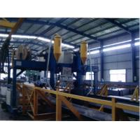 Buy cheap Horizontal Metal Sheet Machines , H-Beam Auto-Welding Machine from wholesalers