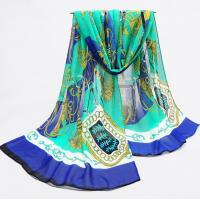 Wholesale fashionable women accessories custom scarf printing custom print scarf
