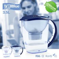 Buy cheap Household Alkaline Water Purification Pitcher BPA Free Environmentally Friendly product