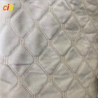 Buy cheap 100% Polyester Auto Upholstery Fabric for Furniture Weight 110-130GSM from wholesalers