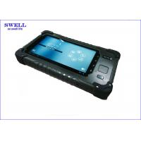 Buy cheap Black Industrial 1GB+16GB Rugged Waterproof Tablet S70 with RFID function from wholesalers