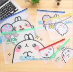 Buy cheap Zip-lock bag for Electronics, PVC Slider Bag for Makeup Tools, PE clear window bag/plastic bag with zipper/food bag from wholesalers