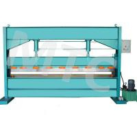 Buy cheap Hydraulic Bending Machine for 4 meter long roofing sheet from wholesalers