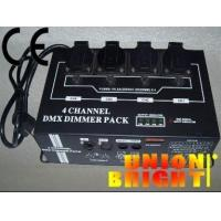 Buy cheap Sell 4ch DMX Dimmer Pack from wholesalers