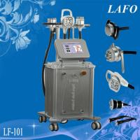 Buy cheap 2015 HOTTEST! 5 in 1 vacuum rf cavitation slimming machine (CE Approval) from wholesalers