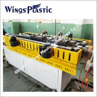 Buy cheap HDPE / PVC Double Wall Corrugated Pipe Extrusion Line Machinery Manufacturer from wholesalers