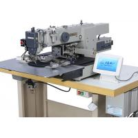 Buy cheap Decorative Stitches Sewing And Embroidery Machine , Flat Bed Zigzag Stitch Machine from wholesalers
