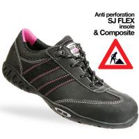 Buy cheap Ceres safety shoes,composite toecap,Rubber sole,size EU36-42,category S3/SRC from wholesalers