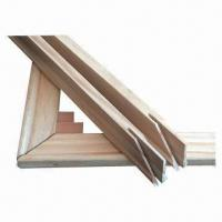 Buy cheap High-quality Fir and Pine Wood Stretcher Bar, OEM Orders are Accepted, with BV/SGS Certificates from wholesalers