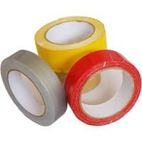 Buy cheap Colored Reinforced Cloth Duct Tape Flexible Anti Abrasion For Home Decoration from wholesalers