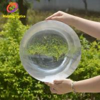 Buy cheap Diameter 300 mm PMMA material round fresnel lens ,spot fresnel lens,acrylic fresnel lens for solar energy concentrator from wholesalers