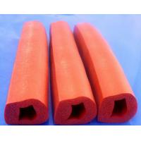 Buy cheap Durable Heat Resistant Rubber Tubing With Customized Logo , Sponge Foam Material from wholesalers