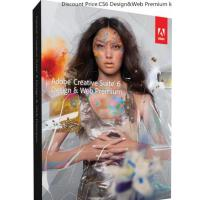 Buy cheap adobe creative suite 6 design & web premium for Windows / MAC , Adobe Graphic Design Software from wholesalers