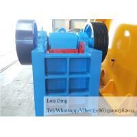 Buy cheap Track Mounted Jaw Crusher For Mine Quarry Ce Iso from wholesalers
