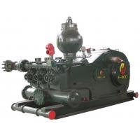 Buy cheap F-800 (HP) Triplex Single-Acting Reciprocation Piston Mud Pump from wholesalers